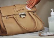 براق کردن کیف و کفش