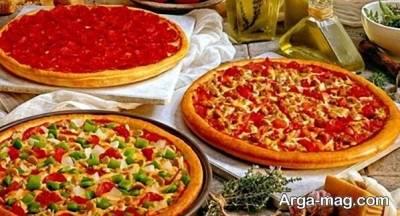 روش تهیه پیتزا سیسیلی