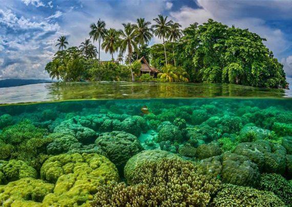 دیدنی های جزایر سلیمان کجاست؟