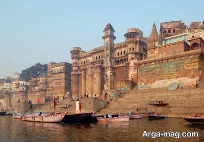 شهر وارانسی در هندوستان