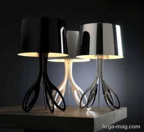 الگوهایی متفاوت و خاص از چراغ خواب برای منزل