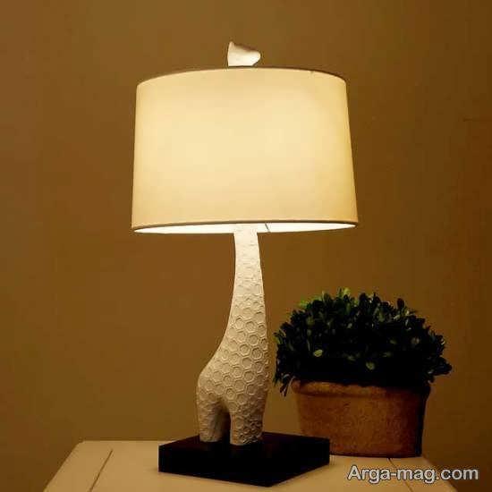 انواع مدل چراغ خواب برای زیباسازی منزل