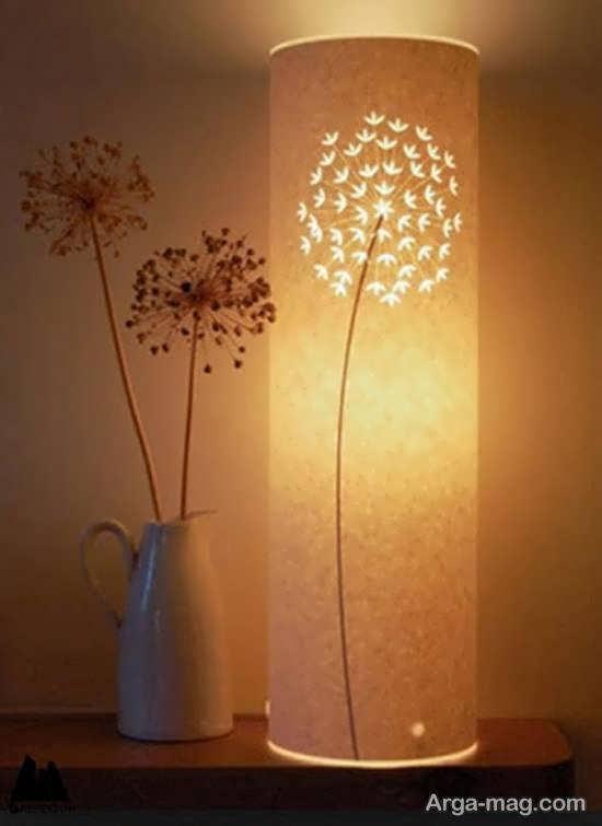 مجموعه ای متنوع و جدید از نمونه های چراغ خواب
