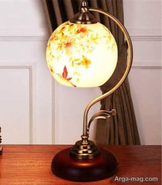کلکسیونی لوکس از نمونه های چراغ خواب