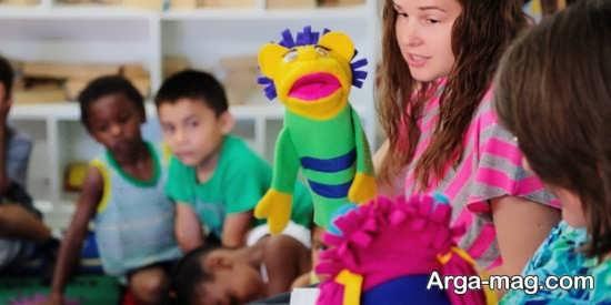 تقویت مهارت اجتماعی کودکان با استفاده صحیح از نوع حرف ها و میزان صدا