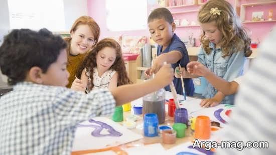تقویت مهارت اجتماعی کودکان با استفاده از ایجاد رقابت