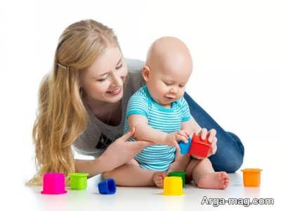 صحبت کردن با نوزادان
