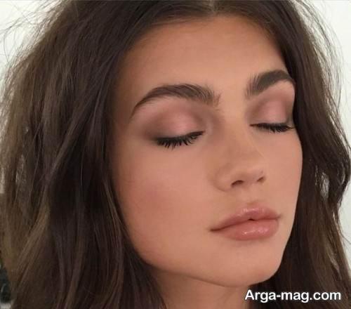 آرایش صورت ملایم برای دختران نوجوان