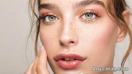 آرایش صورت نوجوان با متدهای جدید