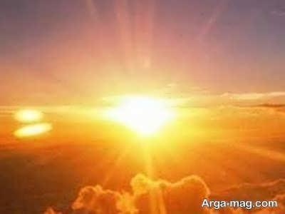 دیدن خورشید در خواب