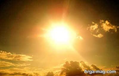 تفسیر خواب خورشید