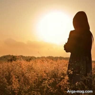 تعبیر خواب خورشید +عکس