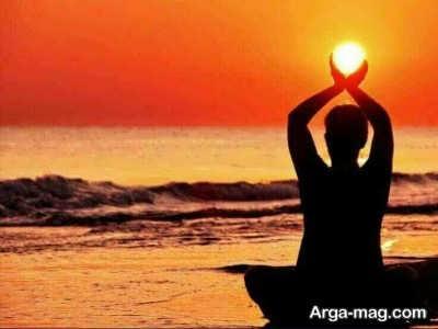 تعبیر رویای خورشید