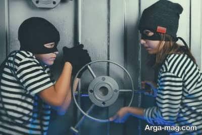 سرقت در کودکان