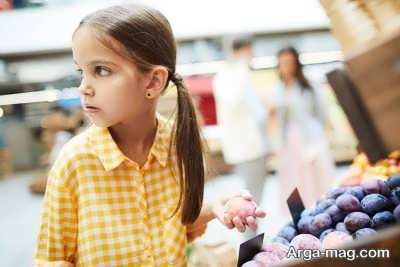 مشکلات دزدی در بچه ها