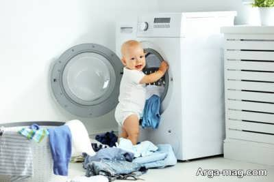برخی نکات مهم در شستن لباس