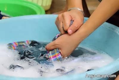نکاتی برای شستن لباس ها