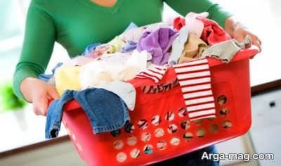 نکات مهم در شستن لباس