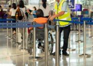 سفر برای معلولین می تواند محدودیت های زیادی داشته باشد