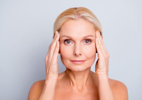 درمان افتادگی پوست با چند ماسک طبیعی