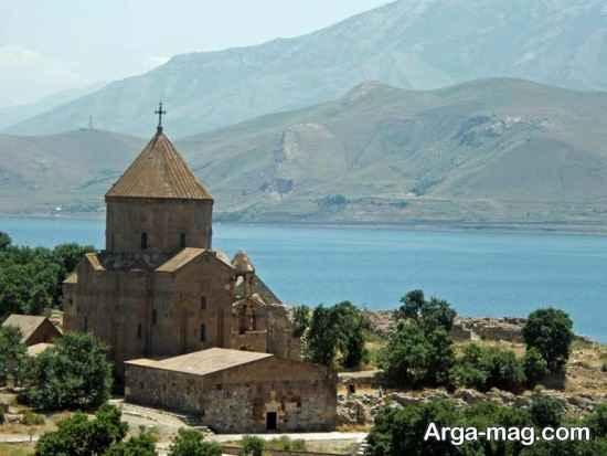 بناهای تاریخی وان