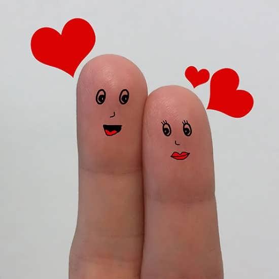 تصویر عاشقانه و احساسی برای پروفایل واتساپ و تلگرام