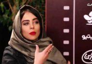 الهام اخوان بازیگر جوان و با استعداد ایرانی