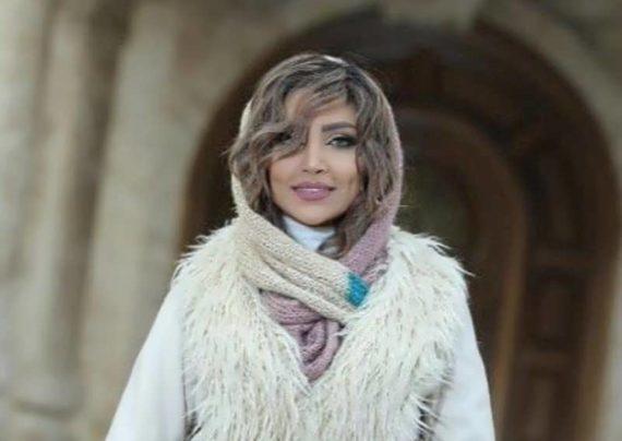 الهام عرب مدلینگ معروف ایرانی با اصالت عرب
