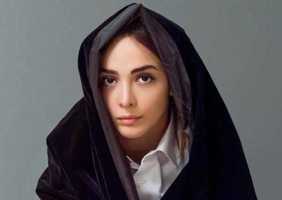 المیرا دهقانی هنرپیشه خوش چهره ایرانی