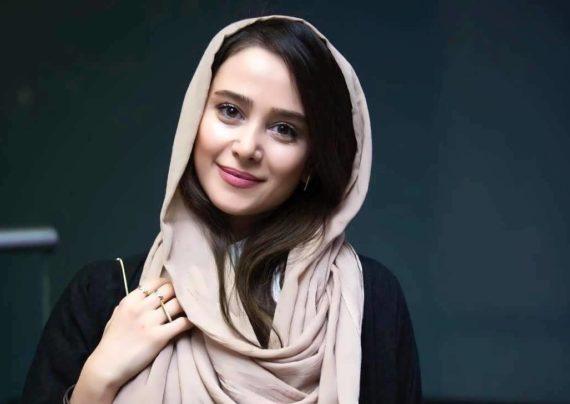 الناز حبیبی هنرپیشه محبوب و مطرح سینما و تلویزیون