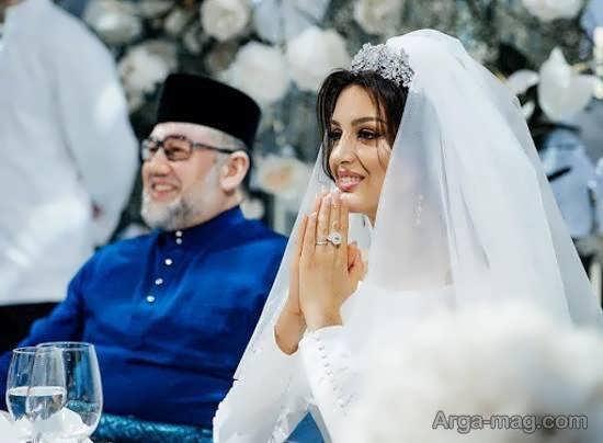 جدایی ملکه زیبایی روس از پادشاه مالزی تنها پس از چند روز