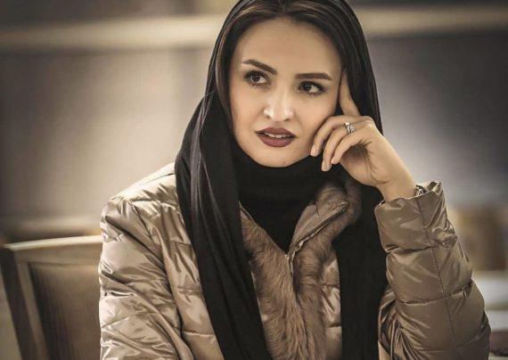 گلاره عباسی بازیگر موفق و مطرح سینما و تلویزیون