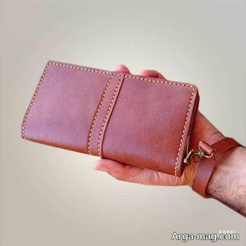 کیف ساده دست دوز