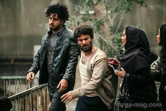 تصاویر جالب بازیگران «عطر داغ» در فیلم