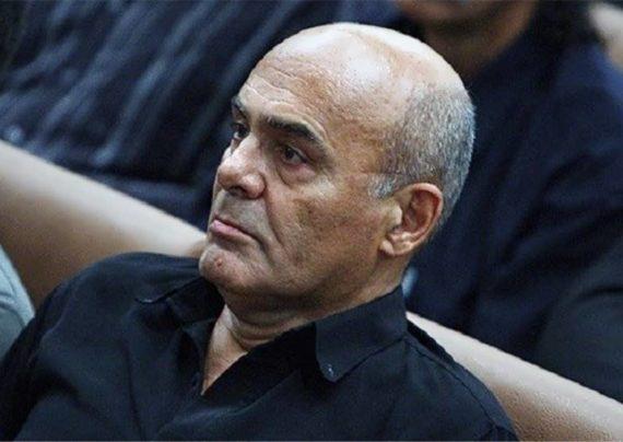 جمشید هاشم پور بازیگر با سابقه و معروف ایرانی