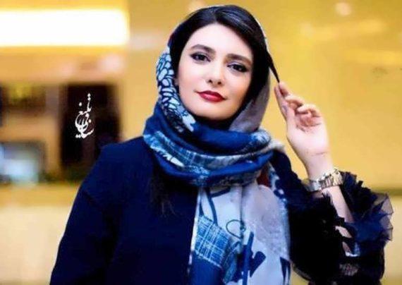 لیندا کیانی بازیگر مطرح و محبوب ایرانی