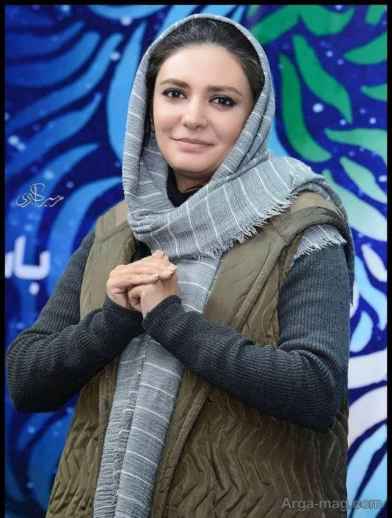 لیندا کیانی با پوششی خاص در جشنواره فیلم فجر