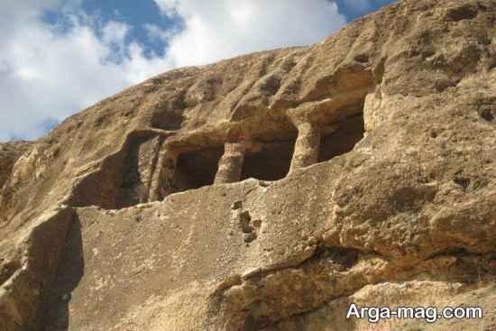 قلعه تاریخی مهاباد