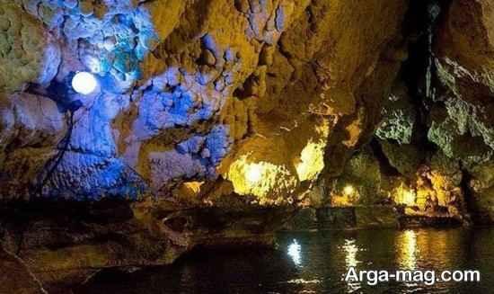 غار مهاباد