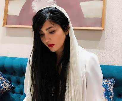 مریم معصومی بازیگر موفق و جوان کشورمان