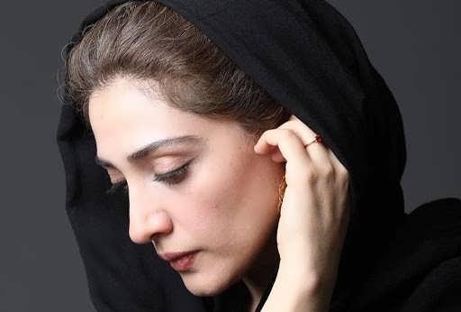 مینا ساداتی هنرپیشه معروف و محبوب سینما