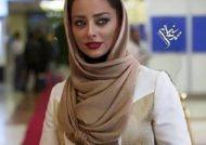 نفیسه روشن هنرپیشه محبوب و مطرح ایرانی