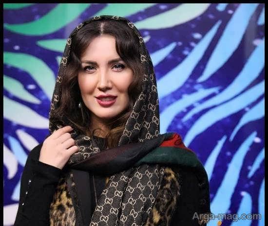 مدل موی زیبای نازنین صلح جو در جشنواره فیلم فجر