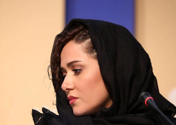 پریناز ایزدیار بازیگر مطرح و موفق سینما و تلویزیون