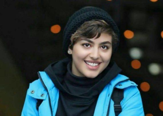 ریحانه پارسا بازیگر جوان و با استعداد کشورمان