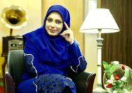 صبا راد مجری محبوب و معروف ایرانی