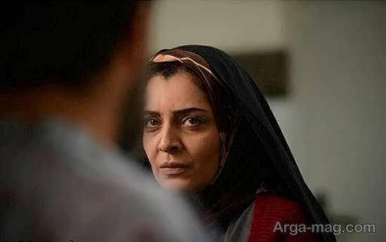 چهره ی متفاوت محسن تنابنده و ساره بیات در «عنکبوت»/عکس