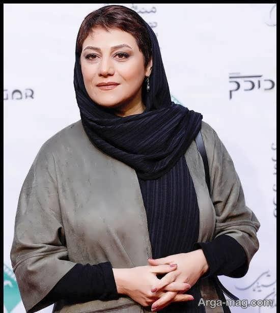 پوشش ساده ی شبنم مقدمی در سیزدهمین جشن منتقدان سینما