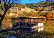 زیباییی های دریاچه شورمست