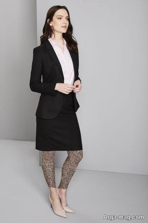 کت دامن زنانه